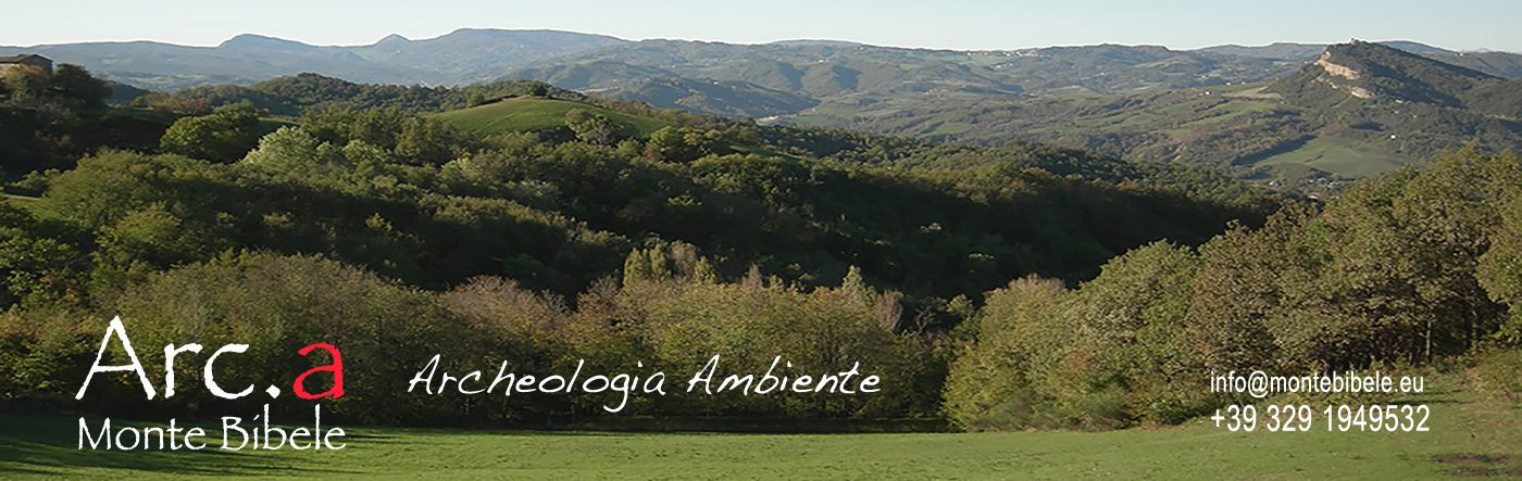 Arc.a –  Archeologia Ambiente